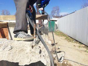 Аренда компрессора с отбойными молотками в Братовщине