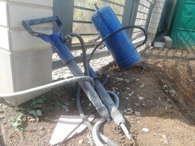 Аренда компрессора с бетоноломами