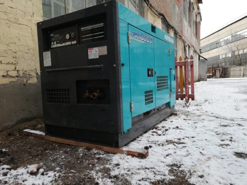 Аренда компрессора в Новогиреево
