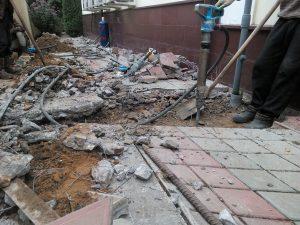 Аренда бетоноломов Исаково