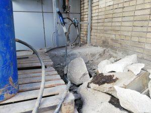 Аренда компрессоров с молотками и бетоноломами