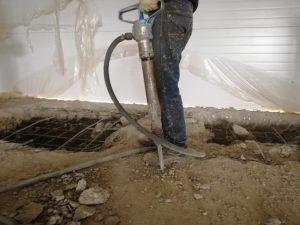 Аренда компрессора с бетоноломом Лобня