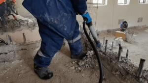 Компрессор напрокат для обрезки плит в Мытищах