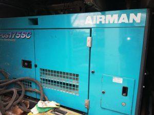 Мощные компрессоры Airman