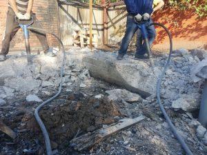 Аренда компрессора с бетоноломами Сергиев Посад