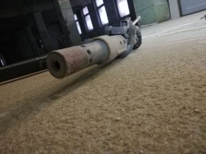 Пескоструйная обработка Москва